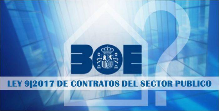 contratos del sector públcio